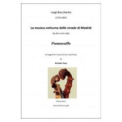 Luigi Boccherini - La musica notturna delle strade di Madrid
