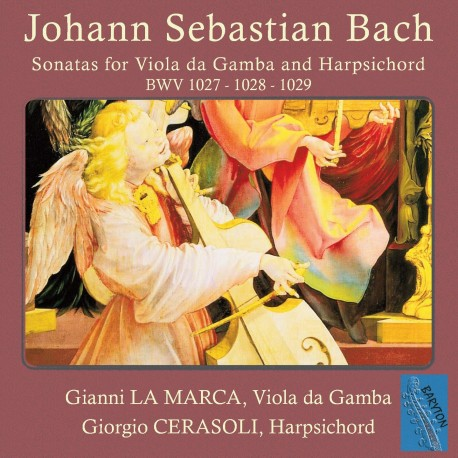 J.S. Bach - Sonatas for Viola da Gamba and Harpsichord