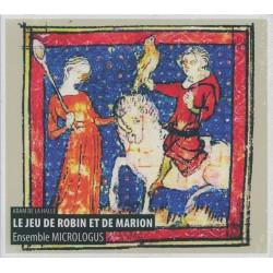 LE JEU DE ROBIN ET DE MARION