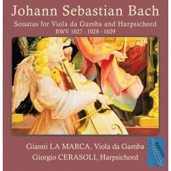 J.S. Bach: Viola da Gamba Sonata in G minor, BWV 1029